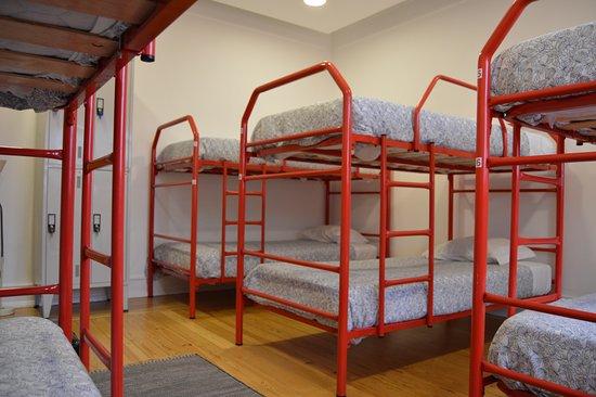 Terrace Hostel : Quarto de 8 Camas