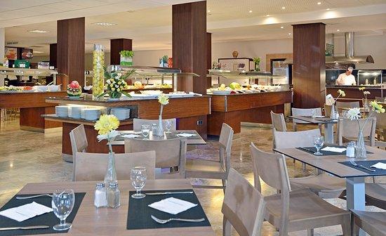 Intertur Hotel Miami Ibiza: Restaurant