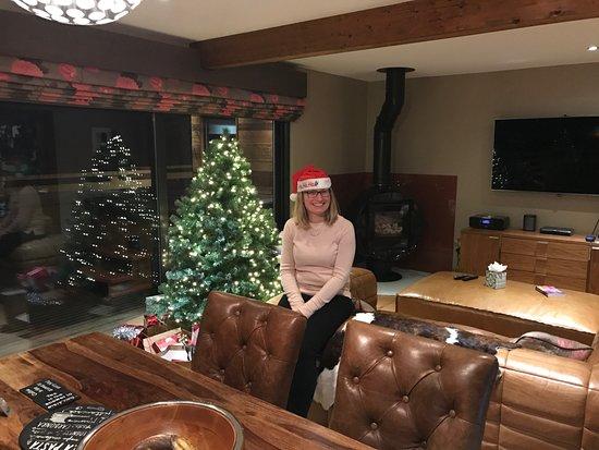 Ampleforth, UK: Christmassy !