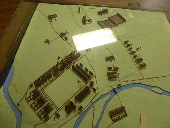 Fort Laramie, WY: plan d'ensemble