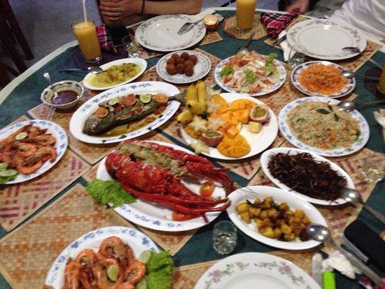SANKAREST Garden Restaurant: photo3.jpg