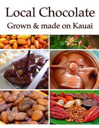 Kilauea, Hawái: from growing to grinding, artisan chocolate