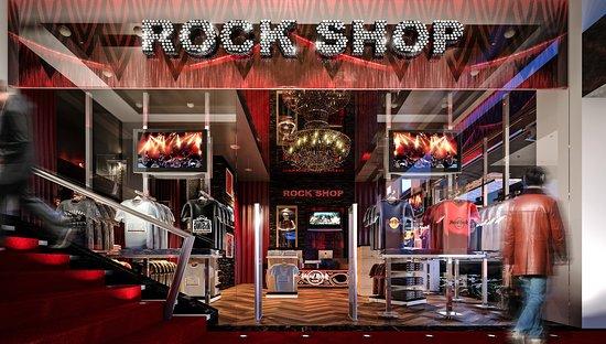 Hard Rock Cafe Puerto Rico Condado