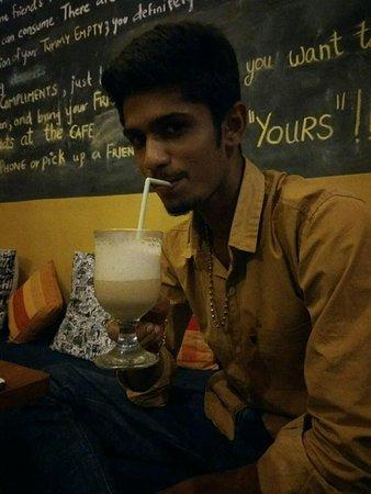 Happy moments at Cafe Klatsch
