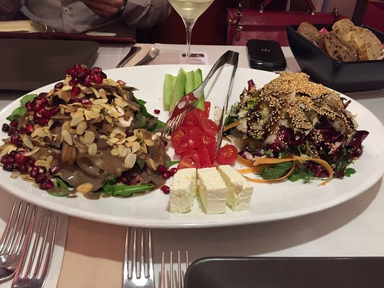 Cuisine Albanaise | Salade Compose A L Albanaise Picture Of Otium Tirana Tripadvisor