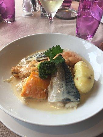 Limay, Francia: Choucroute de la mer