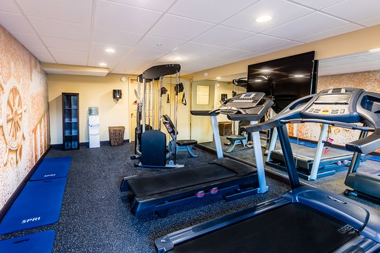 BEST WESTERN Milton Inn: Fitness Center