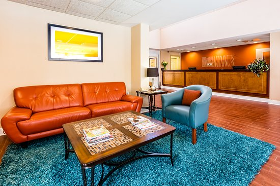 Best Western Milton Inn : Lobby
