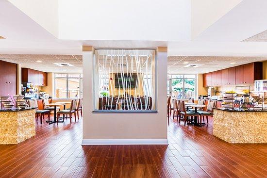 Best Western Milton Inn: Lobby