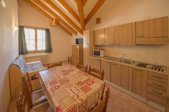 soggiorno con angolo cottura - picture of residence meridiana ... - Foto Soggiorno Con Angolo Cottura