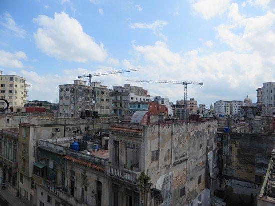 Casa Colonial Yadilis y Joel: Sicht auf Stadt