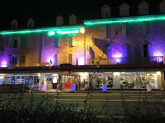 Souillac, France: l hotel restaurant la promenade