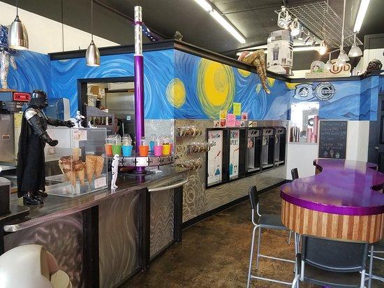 Walnut Ridge, AR: The Dark Side Coffee House