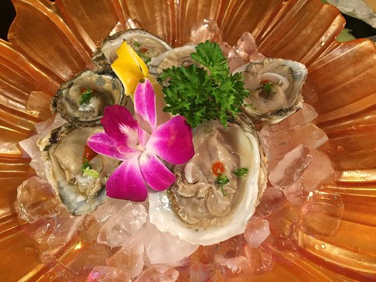 Hanover, PA: Wintertime special  oysters.