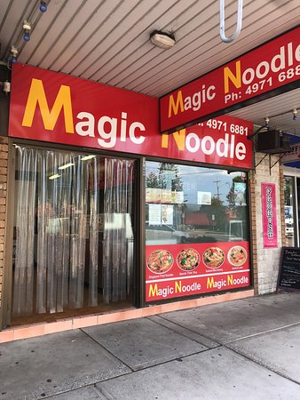 Swansea, Australia: Magic Noodle