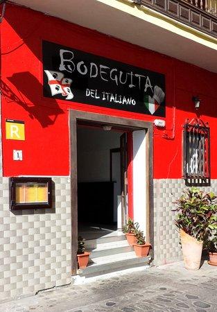 Küche - Photo de Bodeguita Del Italiano, Tazacorte - TripAdvisor