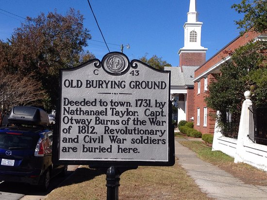 Beaufort, NC: Sign