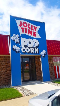 Sioux City, IA: Koated Kernels Retail Shoppe and JOLLY TIME MUSEUM