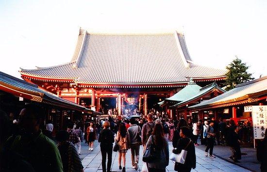 Tokyo Ryokan: Asakusa Sensouji