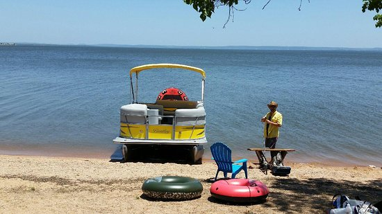 Buchanan Dam, เท็กซัส: Lake Buchanan Boating