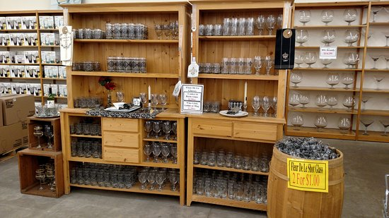 Libbey Glass Outlet