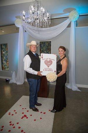 ace of hearts wedding chapel las vegas nv omd men