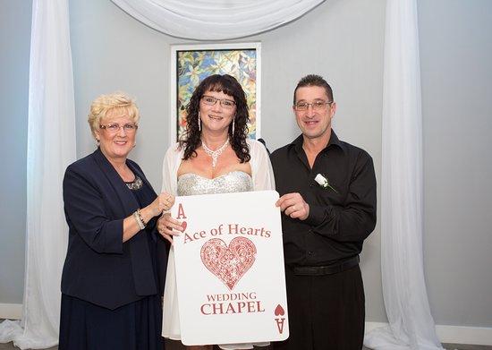 ace of hearts wedding chapel las vegas nv anmeldelser