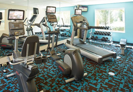 Lithonia, GA: Fitness Center