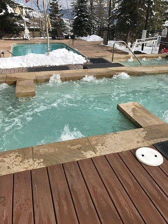 The Westin Snowmass Resort: Nice hotel!!