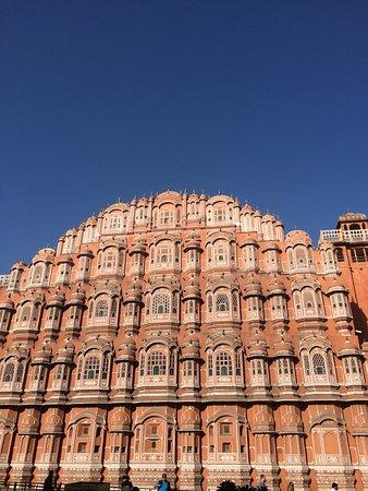 Bhavya Holidays Pvt Ltd: Visit of the Hawa Mahal in Jaipur