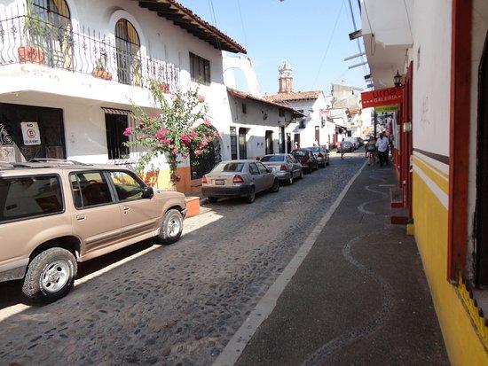 Old Town In Puerto Vallarta Picture Of Buenaventura Grand Hotel