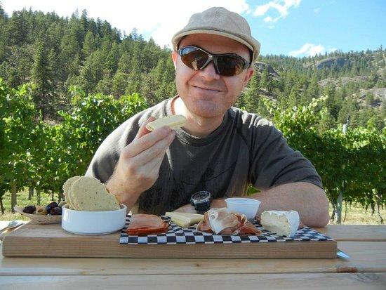Okanagan Falls, Canadá: Fantastic lunch