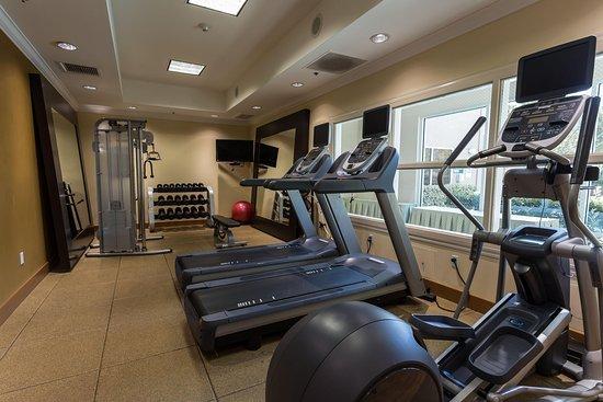 San Mateo, Kalifornien: Fitness Center