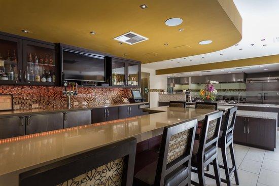 San Mateo, Californie : Garden Grille and Bar