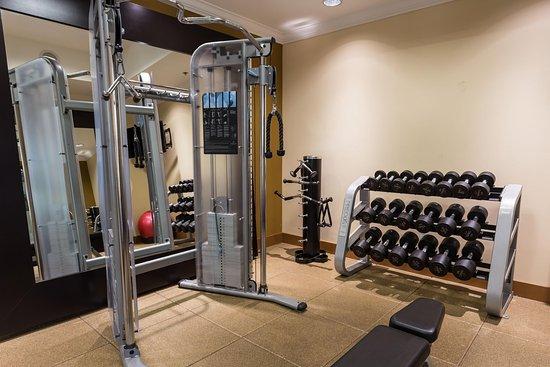 San Mateo, CA: Fitness Center