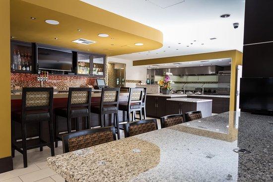 San Mateo, CA: Garden Grille and Bar