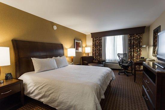 San Mateo, CA: King Guest Room