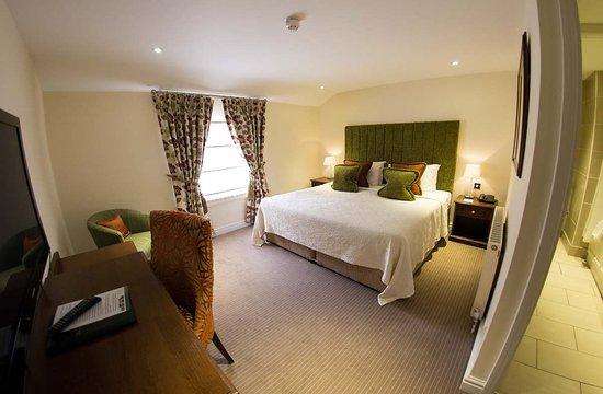 Brimington, UK: CT Twin Exec Rooms