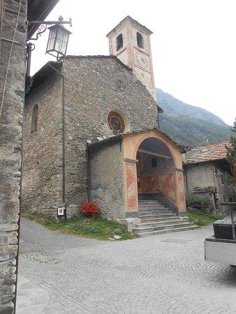 Chianale: San Lorenzo e Sant'Antonio