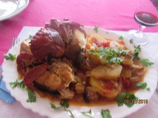 Santa Maria, Portogallo: caldeirada saborosa