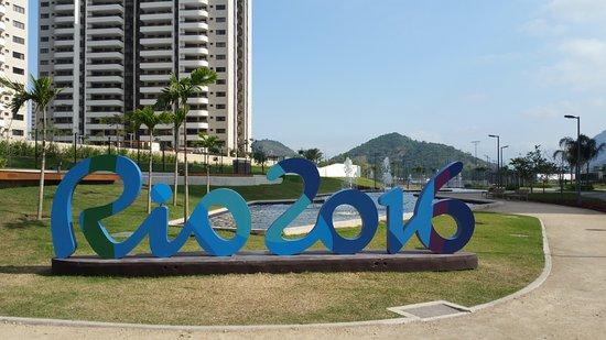Região Olímpica da Barra da Tijuca