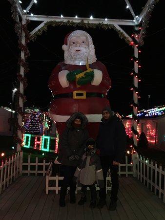 koziar s christmas village