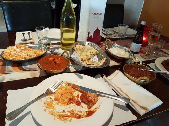 AAJ India Cafe & Restaurant: 20161215_182342_large.jpg