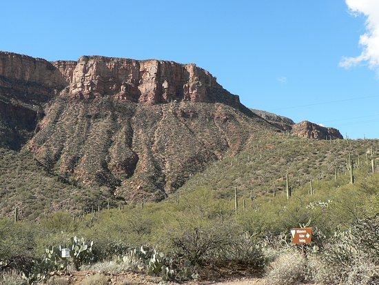 Winkelman, AZ: nearby view