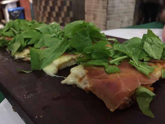 La Pizza Quadrada : Bom demais!!!!