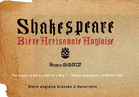 Shakespeare Brasserie