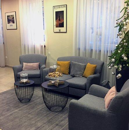 Hotel Mrak: Lobby