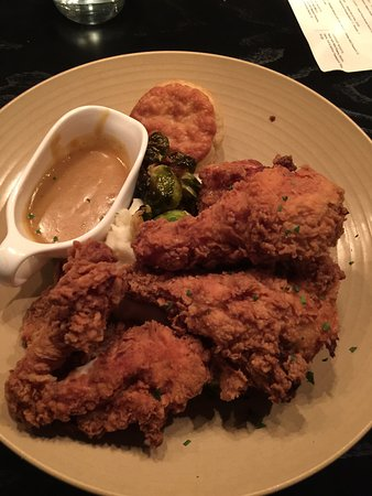 Danville, Californië: Tuesday fried chicken