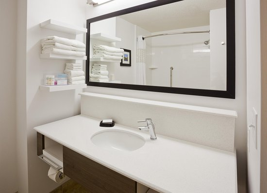 Hampton Inn Minneapolis NW Maple Grove: Standard Vanity