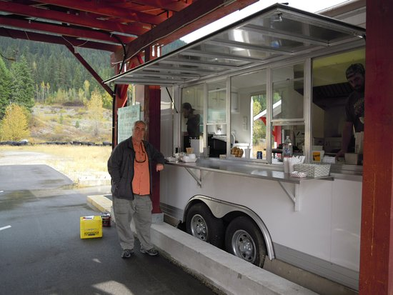 Salmo, Kanada: Where the Great Food Happens!